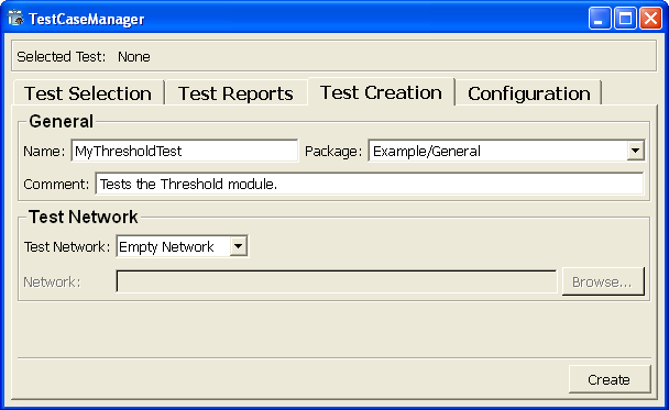 16.2. Developing a Test Case